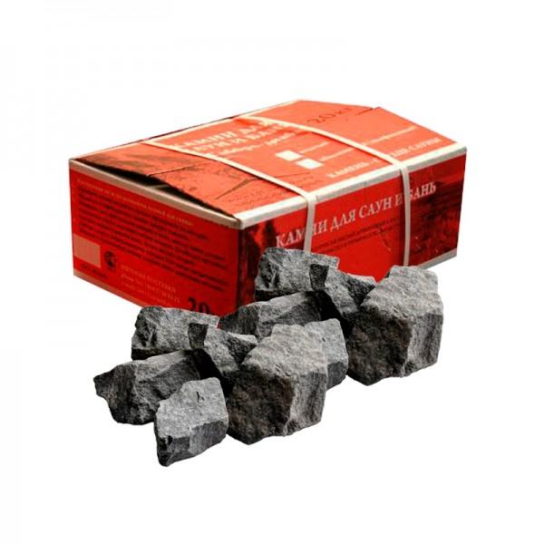 Габбро-диабаз Россия  20 кг