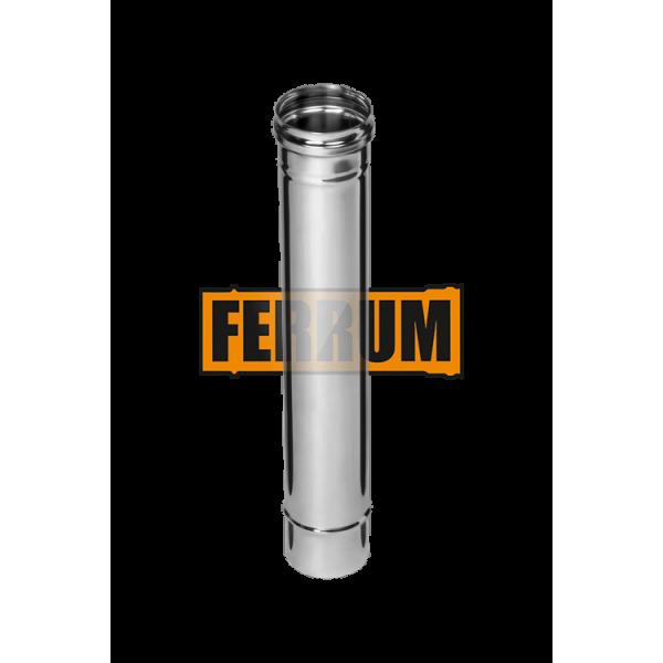 Дымоход  0,5м (430/0,8 мм)