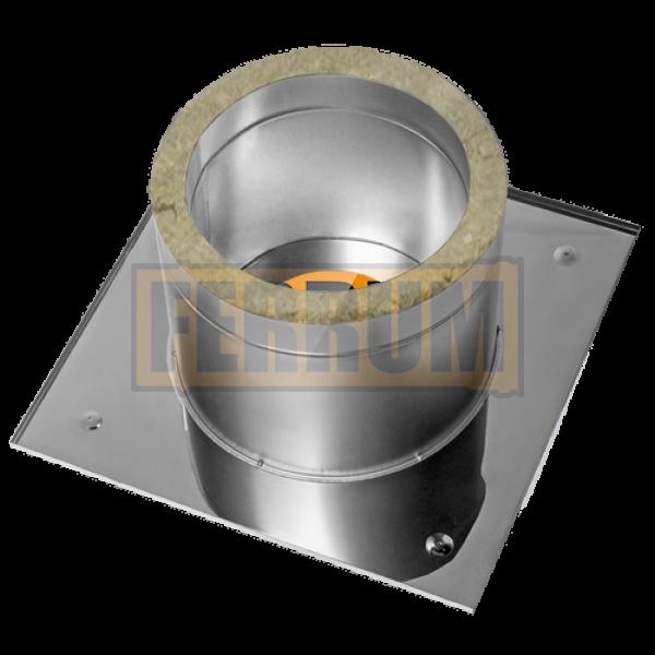 Потолочно проходной узел (430/0,5 мм + термо) Ф200