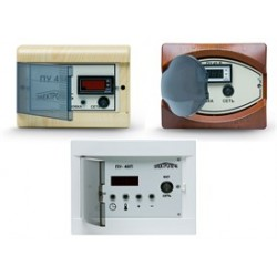 Пульты управления KARINA для печей мощностью до 18 кВт
