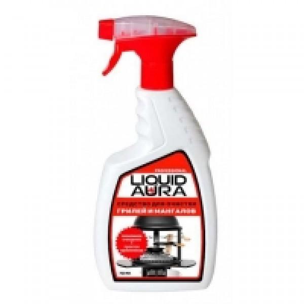 Средство для очистки грилей и мангалов AURA LIQUID 700ml