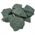 Жадеит камень ( средний, колотый, 20 кг)