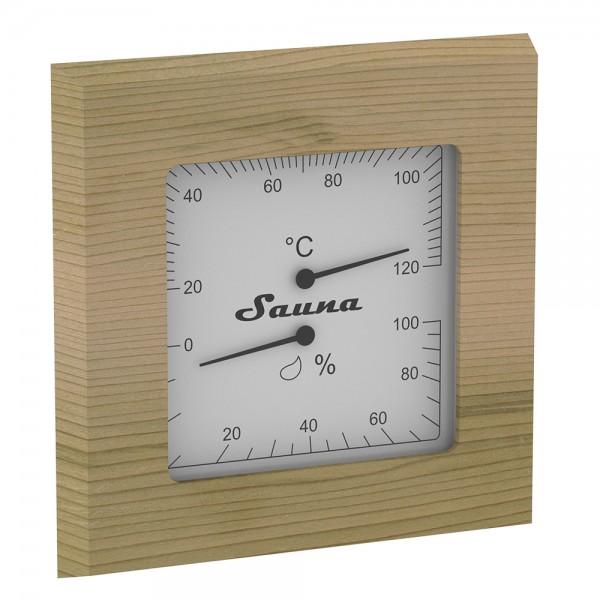 Термогигрометр SAWO 225-THD (квадратный)