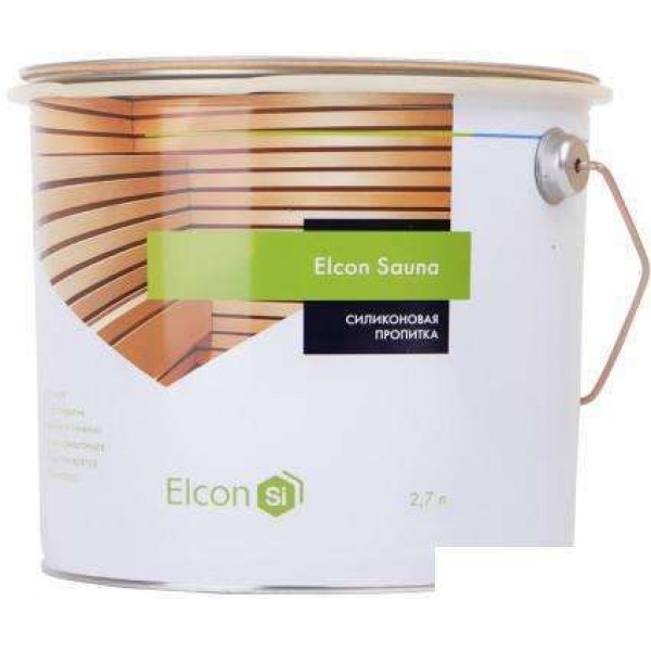 Elcon Пропитка для стен и потолков 2,7л