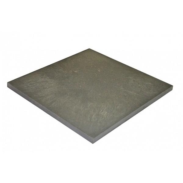 Плитка шлифованная из талькохлорита 300х300х10 мм