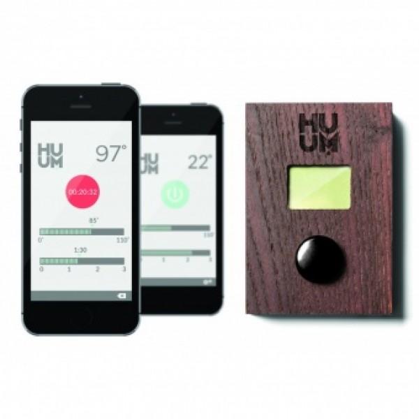 HUUM Пульт для печей до 18 kW с приложением для смартфонов