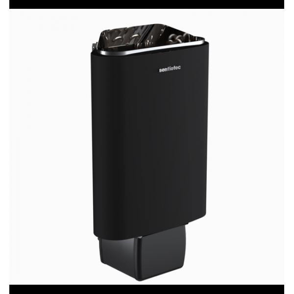 SENTIOTEC Электрическая печь без пульта, 100 series, black, 3.6 кВт