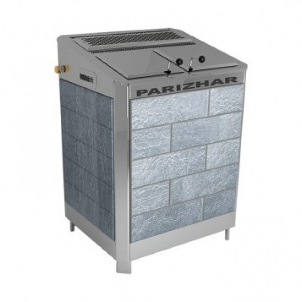 Электрическая паротермальная печь «ПАРиЖАР» 10 / 12 / 16 кВт (380 В) облицовка т/хл «антик»
