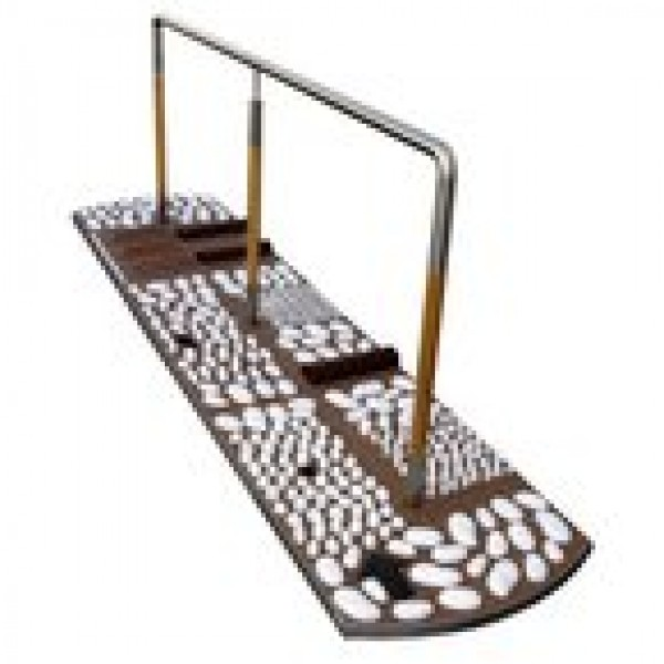 Дорожка для массажа рефлекторных зон стопы