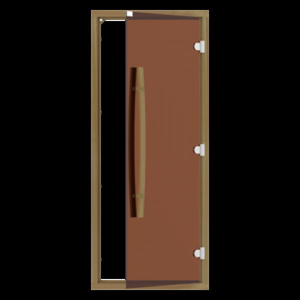Дверь SAWO 741-4SGD-1 Бронза (7/19, КЕДР)
